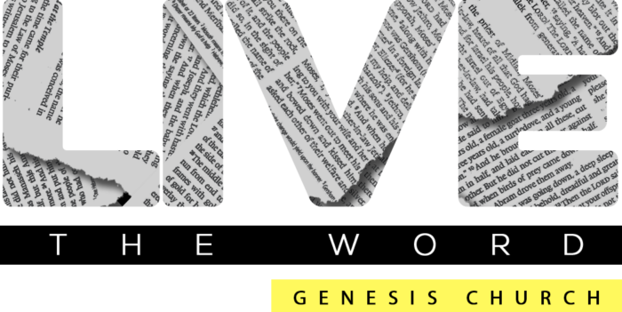 Live The Word Logo